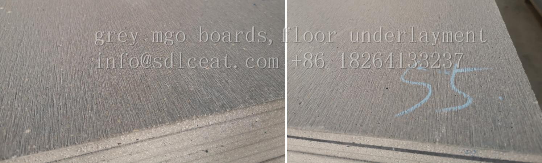 class A fireproof magnesium oxide exterior board