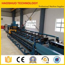 Línea de producción de aleta de radiador totalmente automática transformador