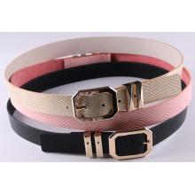 Fashion & Attractive Women PU Belt in High Quality