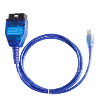 VAG Kkl USB с Fiatecuscan Obdii диагностический кабель