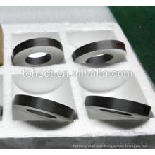 PZT Customize Ultrasonic Piezo Element Piezoelectric Ceramic Ring,piezo ring for ultrasonic welding