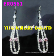 letter elegant custom earrings