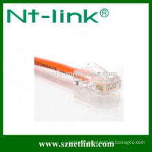 UTP cat6 patch cord / patch leads Made in China