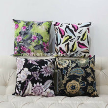 Pillow Printing High-Grade Short Plush Sofa Cushion Customized Gifts