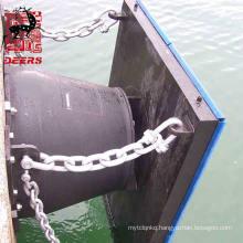 High quality Hyper Cone Fender System for port dock
