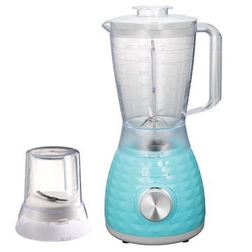Top rated 1.5L plástico jar juicer liquidificador de alimentos