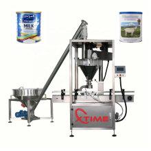 Bottle Powder Filling Coffee Powder Packing Machine