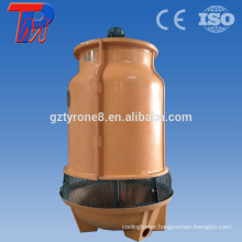 Injection machine cooling tower