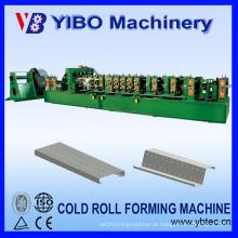 Metal perfil CZ Purlin Roll formando a máquina