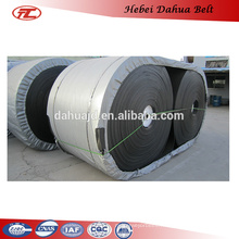 DHT-132 cold resistant rubber cover strength nylon conveyor Belt