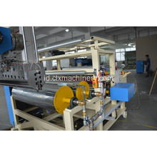 PE Extrusion Stretch Wrapping Film Plant