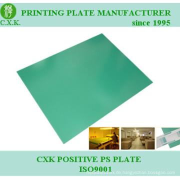Factory Direct Preis Probe freie Druckplatte