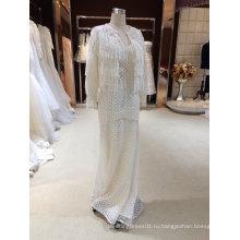 Mermaid/трубы кружева boho свадебное платье с Болеро