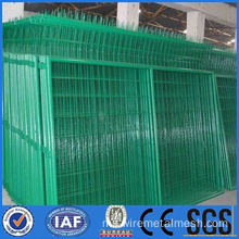 Wire Mesh Fence Dengan 5 mm dawai