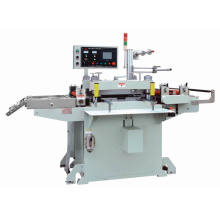 Papier / colle PVC autocollant Label Die Cutting Machine