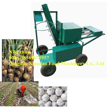 Garlic Leaf and Root Cutter/Garlic Root Cutting Machine
