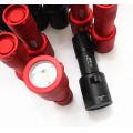 2014 nouvelle arrivée 2200lumen magnétique scuba vedio lumière conduit lumière lumière rouge