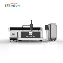 Máquina de corte a laser de fibra de tubo e chapa de metal
