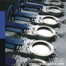 A351 CF8m Slurry Semi-Lug/Wafer Knife Gate Valve