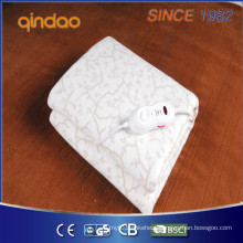 Hot Sale EU Market Comfortable Fleece Electric Blanket