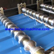 Laminadora de hoja plana de Bohai que forma la máquina