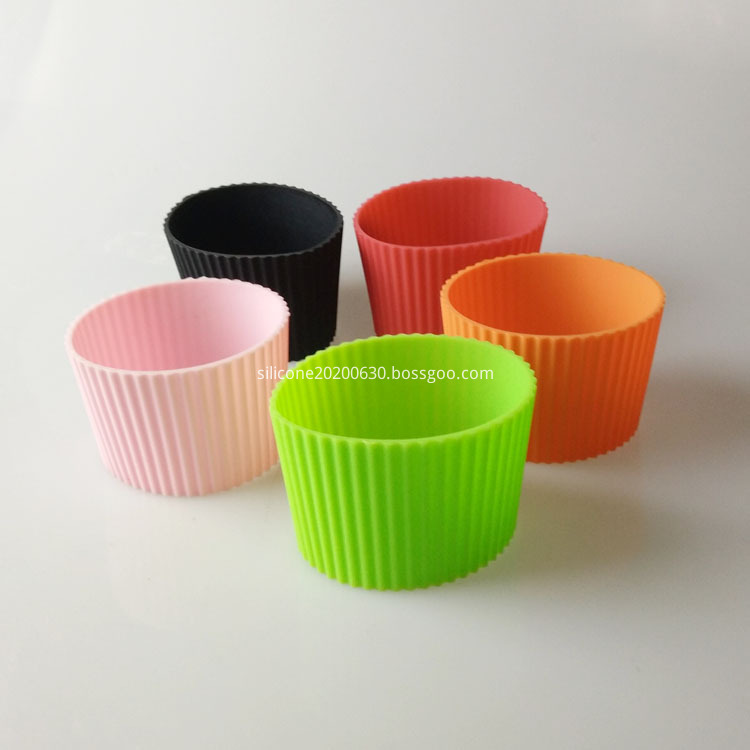 silicone color sleeve