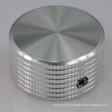 6061 t6 cercle en aluminium cercles de verre colorés plats / cercles à double face / cercles de mousse artisanale