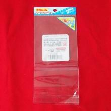 Прозрачный пластиковый пакет OPP Bag с самоклеющимся