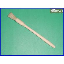 Spb-004 Bristle Round Plastic Pastry Brush