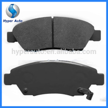 Manufacturer semi-metal Brake Pad for Hilux (1993-2012)