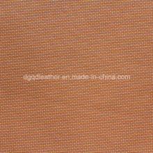 Design pontilhado de moda de couro artificial (QDL-53161)