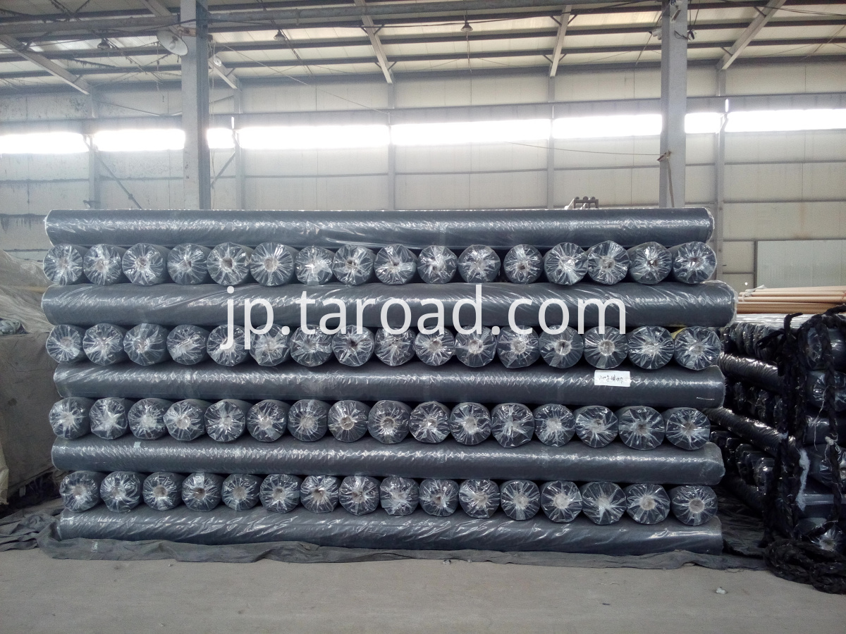 PP/PE woven geotextile rolls