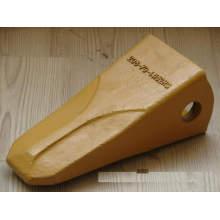 Komatsu-Wärmebehandlungs-Zahn-Eimer