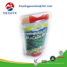 Bolsa de embalagem de plástico de melhor oferta impressa personalizada