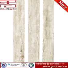 china manufacturer beige rustic porcelain wooden look tile for house design