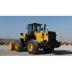 Pemuat Roda SEM655D 5tons Loader for Quarrying