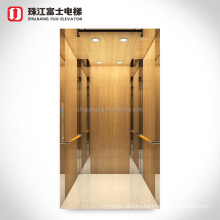 ZhuJiangFuJi Brand Mirror Stainless Staill Small Elevators Used For Home