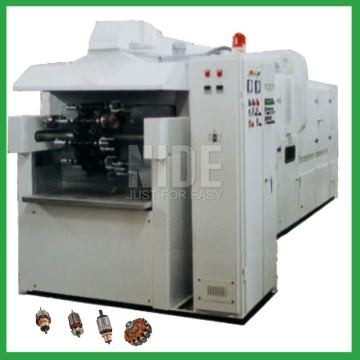 Automatic Armature Trickling Impregnation Machine