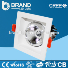 Recessed Square led downlight cob 18w cob downlight 220V AC PF>0.9 3 Years warranty