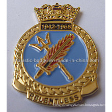 Die Struck Lapel Pin (Hz 1001 P148)