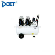 DT600H-50 double-head oil- free silent air compressor price