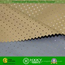 30D Polyester Pongee Gewebe mit Beschichtung und Veredelung Mesh