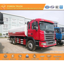 JAC 6X4 18000L fire sprinkler truck