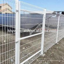 сваренный ограждать экспорта в Японию Сварной забор зеленый дешевые фермы забор