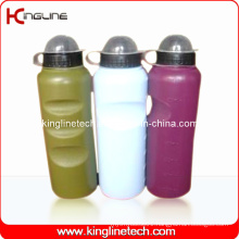 Plastic Sport Water Bottle, Plastic Sport Water Bottle, 700ml Plastic Drink Bottle (KL-6731)