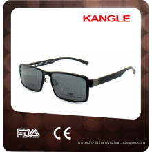 2017 new style clip on optical frames, new light weight TR90 material clip on sunglasses