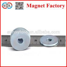 N52 permanent custom shape neodymium magnet