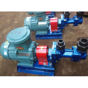 3G series electric small flow three-screw pump