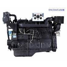 123,8 кВт, судовой двигатель / дизельный двигатель Shanghai. Бренд Dongfeng, серия 135