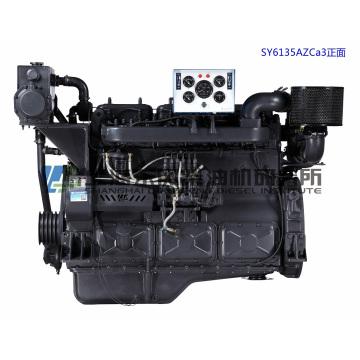 Marine 135, 123,8 kW, Shanghai Dongfeng Dieselmotor für Generator,